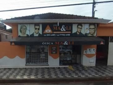 Ótica Ma&li Ouro Fino